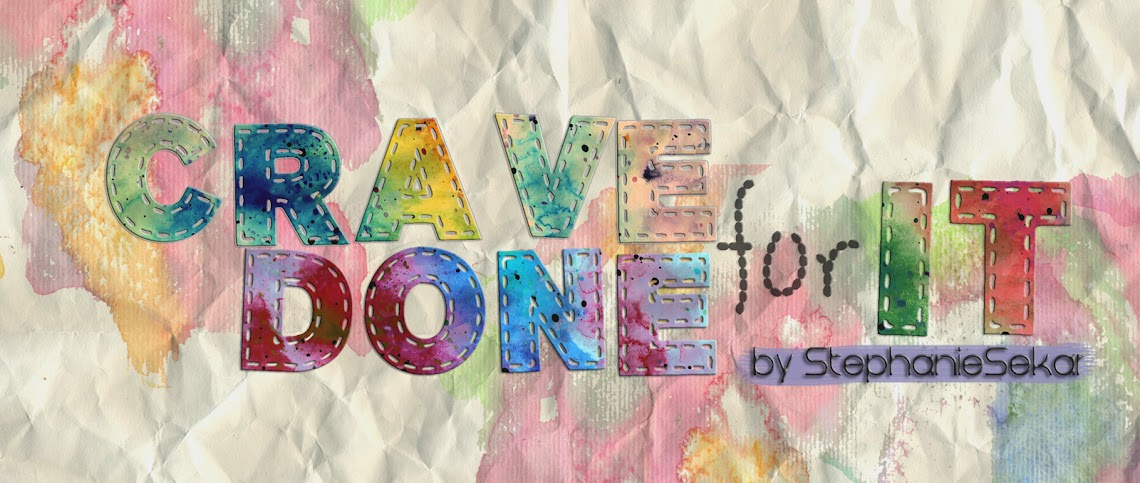 ▲▼ Crave For It. Done For It!