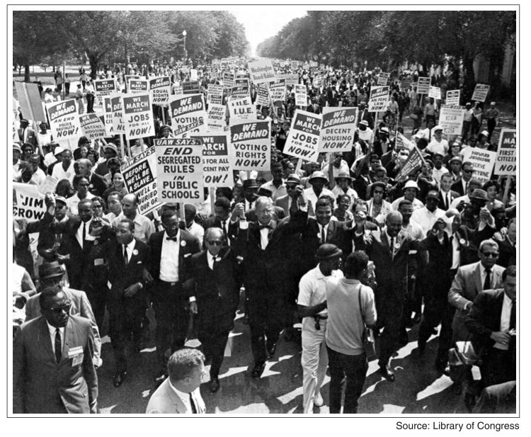 Was the Civil Rights Movement Successful? - GCSE History - Marked by ...