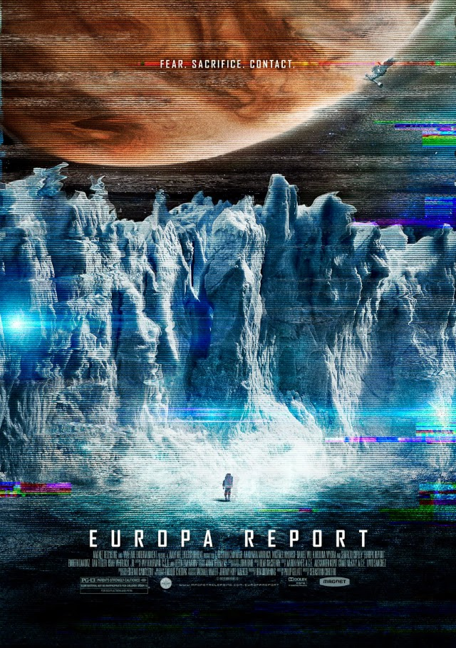 La película Europa Report ( Europa One )