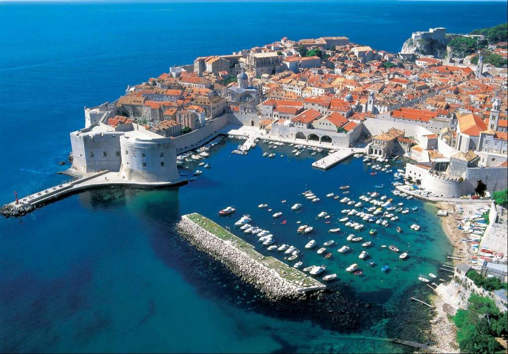 Dubrovnik Croatia Most Beautiful Places