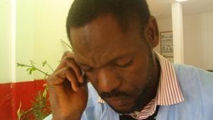 الصحفي محمد ولد جبريل