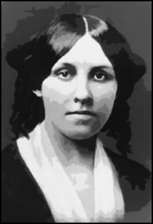 Real name: Louisa May Alcott  Pen name: A.M. Barnard