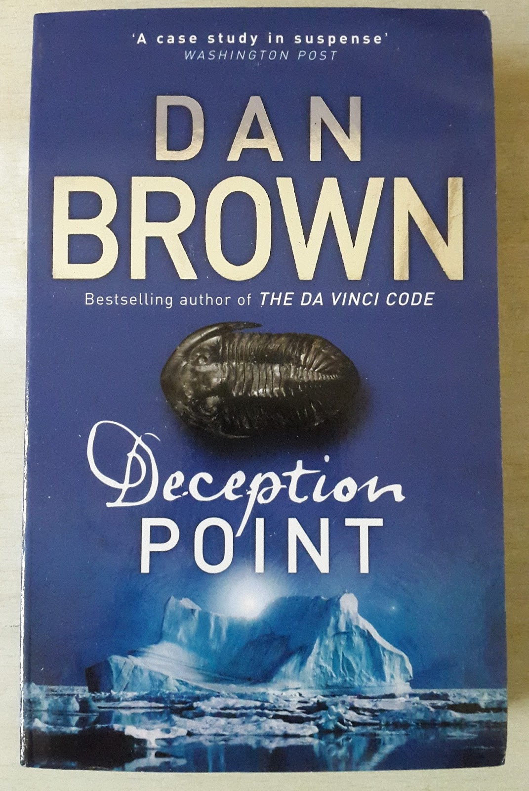 Book Review : Deception Point - THE OTHER SIDE