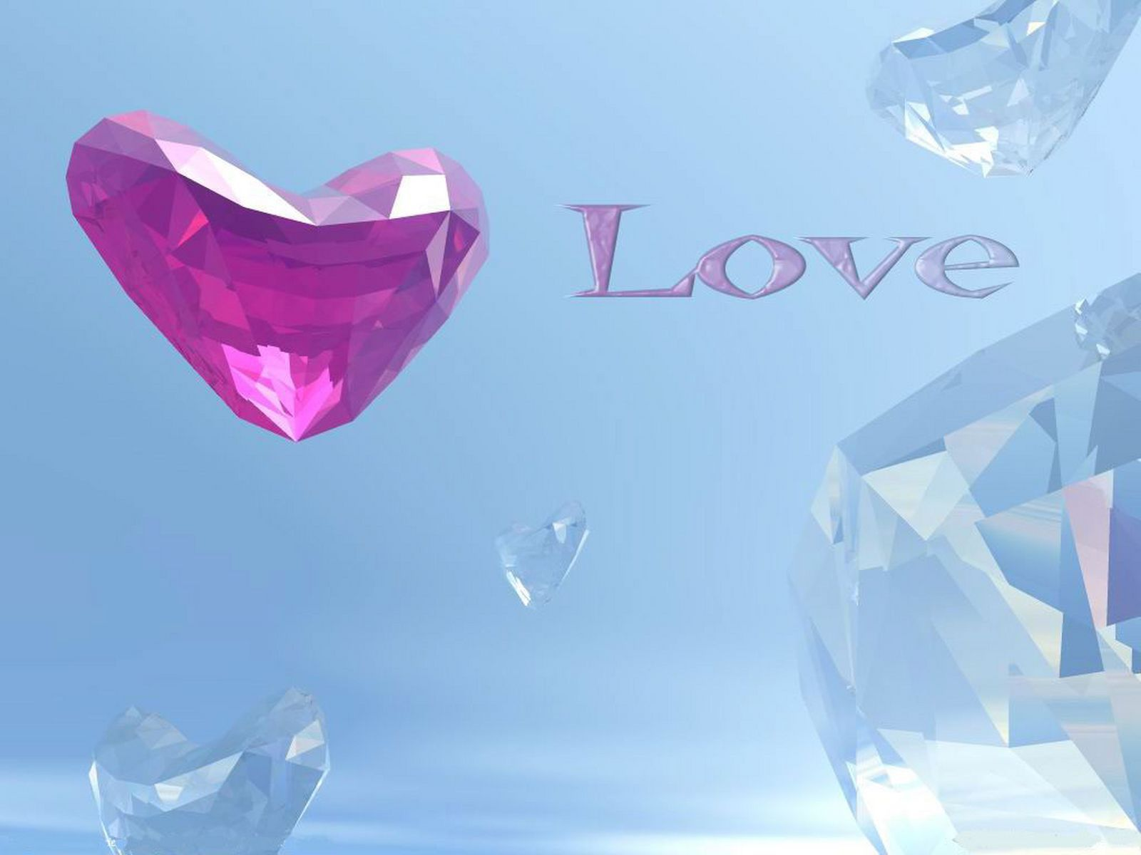 Wallpaper Backgrounds: Cute Heart and Love Wallpapers with ...
