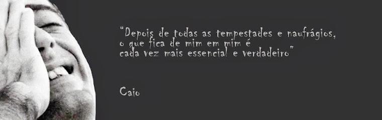 Ah, Caio F. Abreu...♥