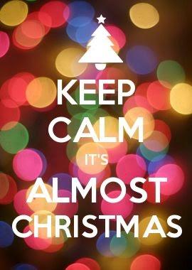 twas the last 5 days before christmas break