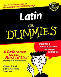 Lattin for Arfur