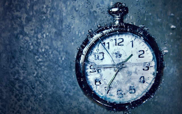 Scientists Predict Time Will Stop Completely