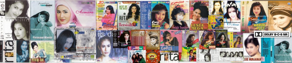 Cassette Dangdut Album