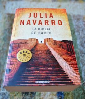 la biblia de barro, julia navarro