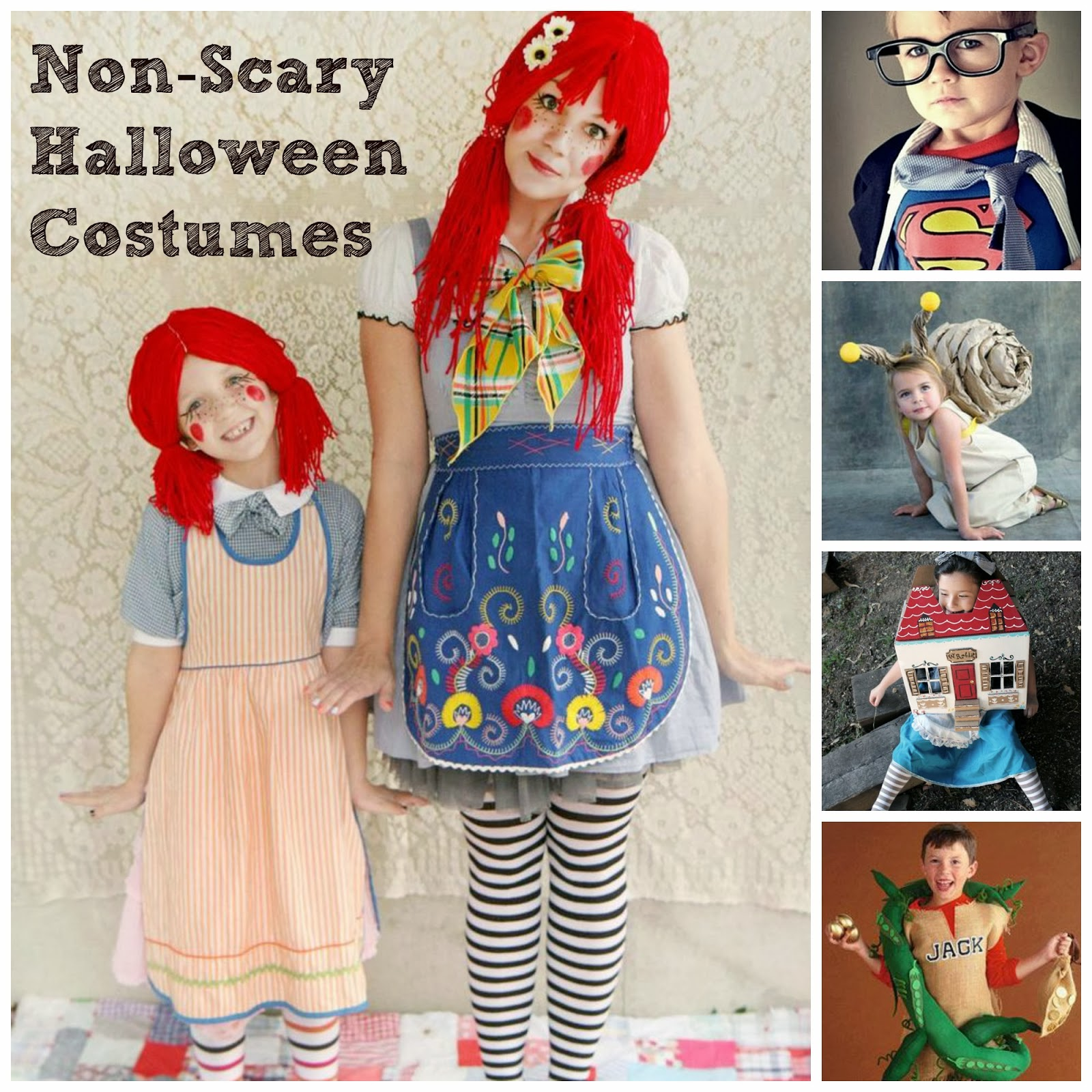 Fairmont Blog: FAIRMONT FIVE non scary diy halloween costumes - Cute Halloween Costumes