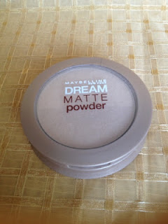 Maybelline Dream Matte Powder Medium Sand