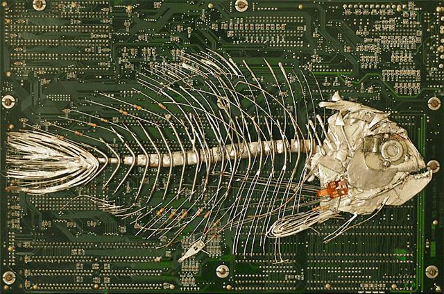circuit board sculpture peter mcfarlane art and home wallpaper hd