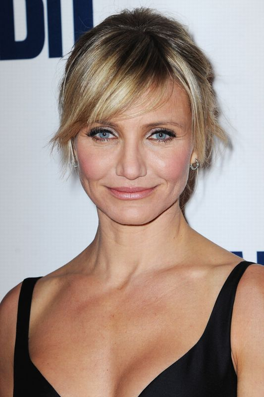 Unique And Latest Cameron Diaz Hairstyles