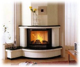 Arredamenti moderni riscaldarsi con una stufa a pellet for Stufe a legna argo prezzi