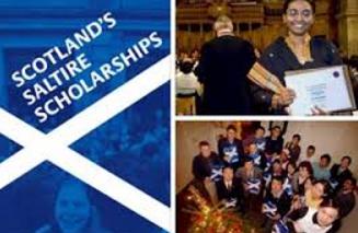 Scotland's Saltire Scholarship Programme