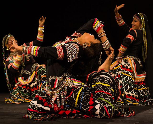 North-West Indian Folk Dances