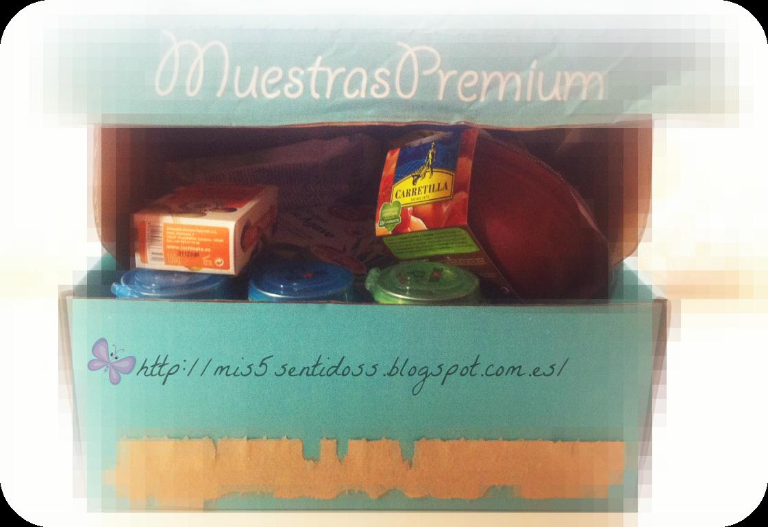 Muestras Premium Enero 2014