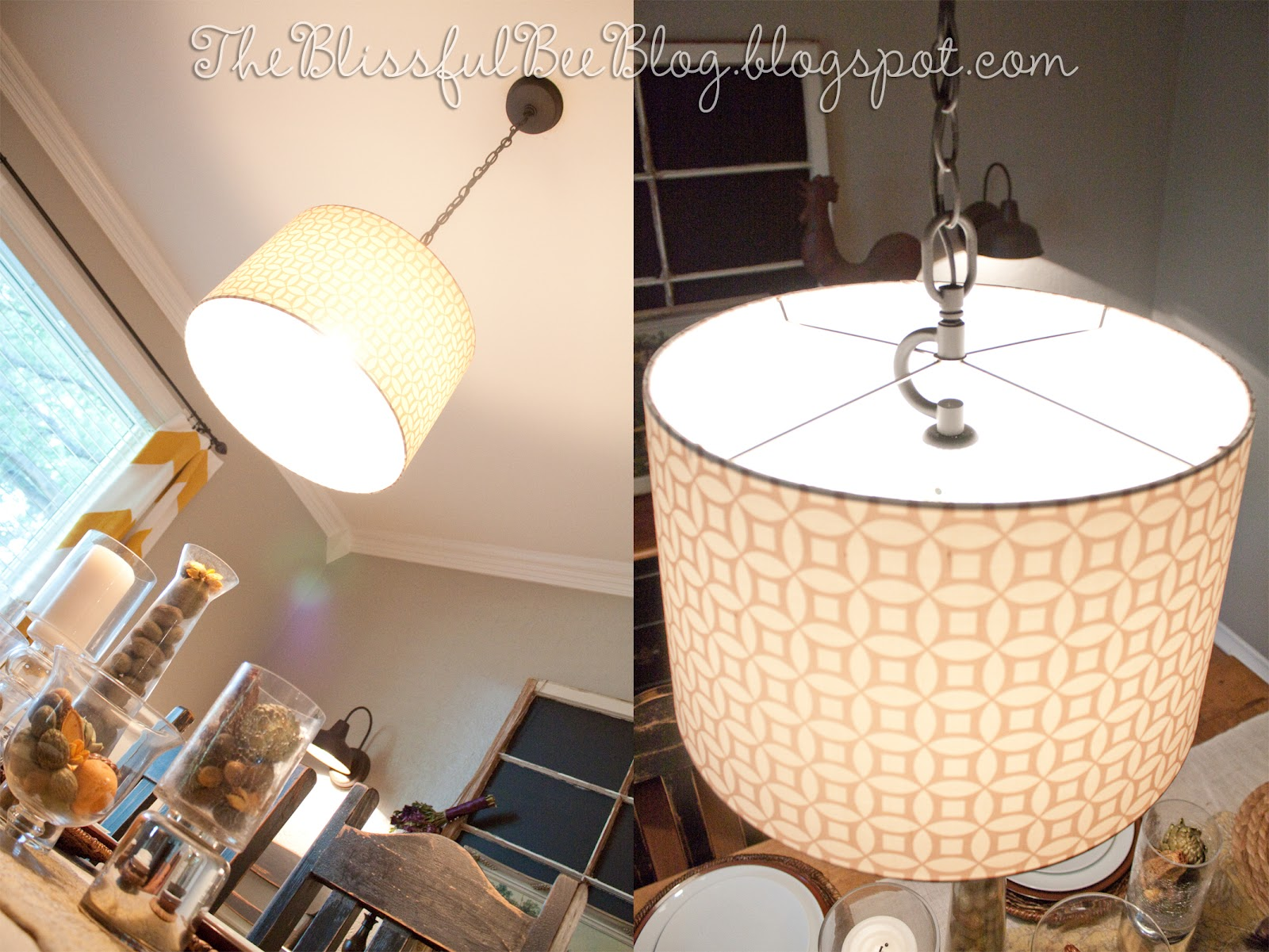 diy drum light fixture diy hanging drum light fixture the blissful bee