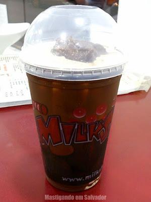 Milkshake Fest: Milkshake de Nutella com Avelã
