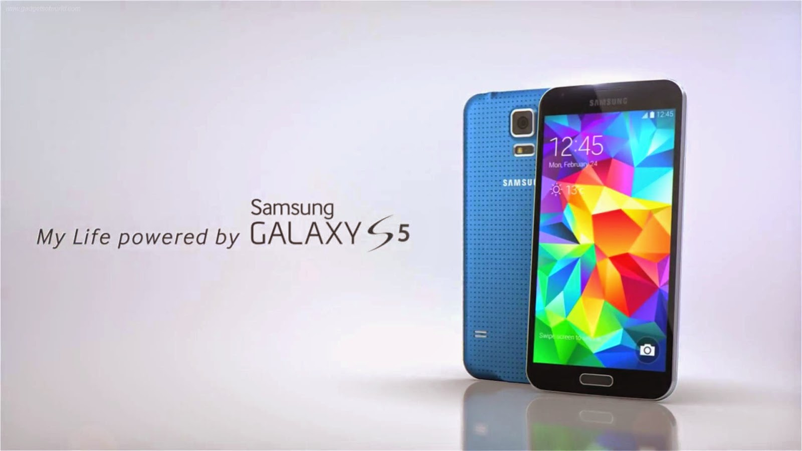 """""""انفوجرافيك"""" مواصفات وأسعار ومميزات سامسونج جالكسي اس Samsung Galaxy S5"""