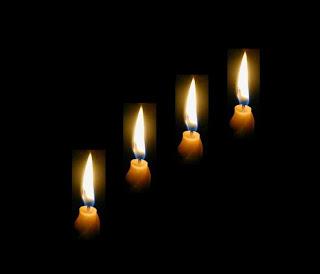 4 Lilin Harapan