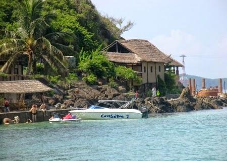 Khu du lịch Đảo Con Sẻ Tre _ 1