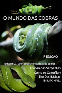 O Mundo das Cobras 1ª Edição
