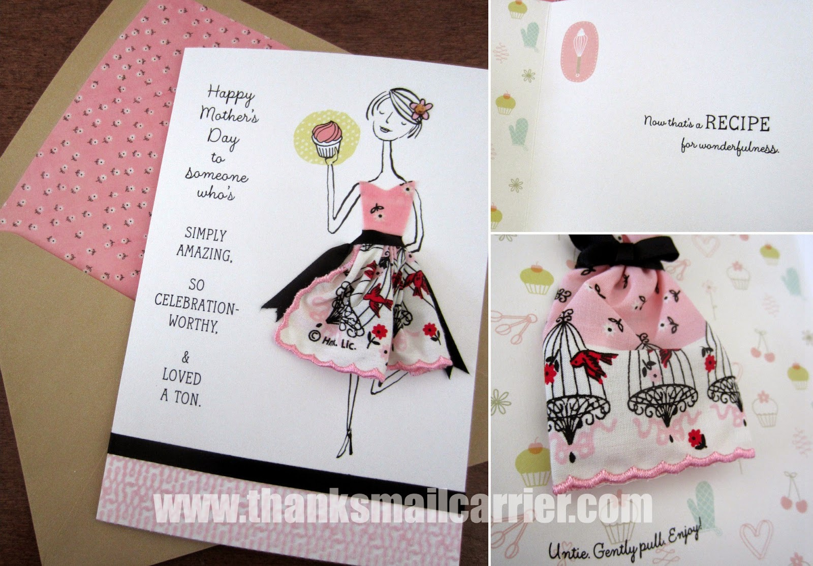 Hallmark Mother's Day card