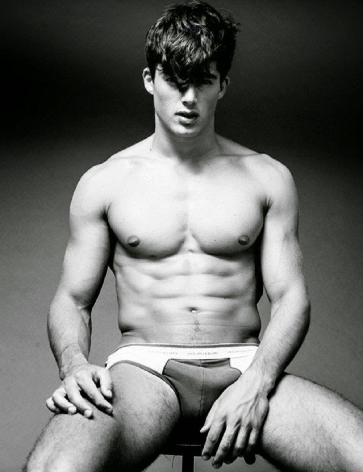 italian male models naked