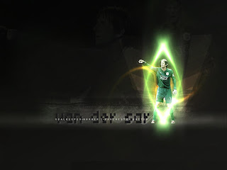 Van Der Sar Wallpaper