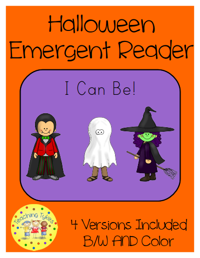 http://www.teacherspayteachers.com/Product/Halloween-Emergent-Reader-1263141