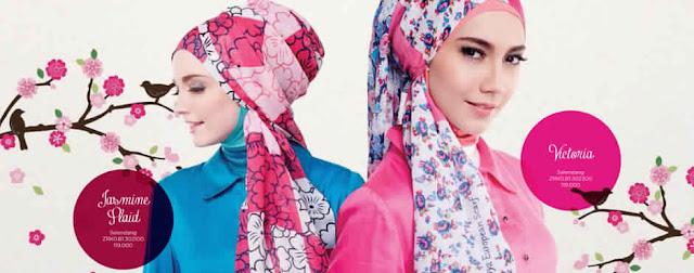 Tutoriel Hijab moderne et chic