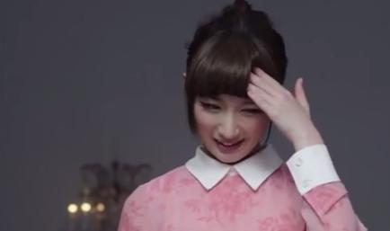 おちゃめな表情の武田梨奈