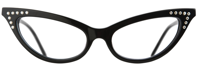 TD Tom Davies launches six limited edition 1950s glasses for women