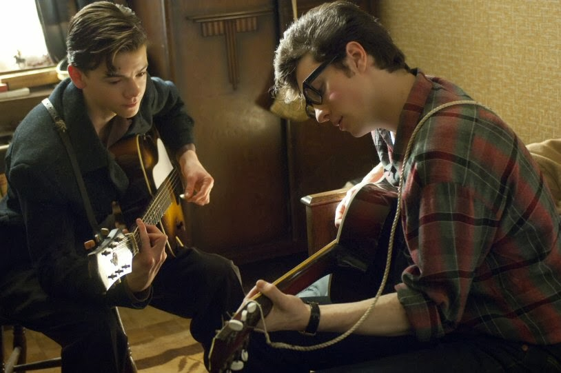 Paul and John in Nowhere Boy