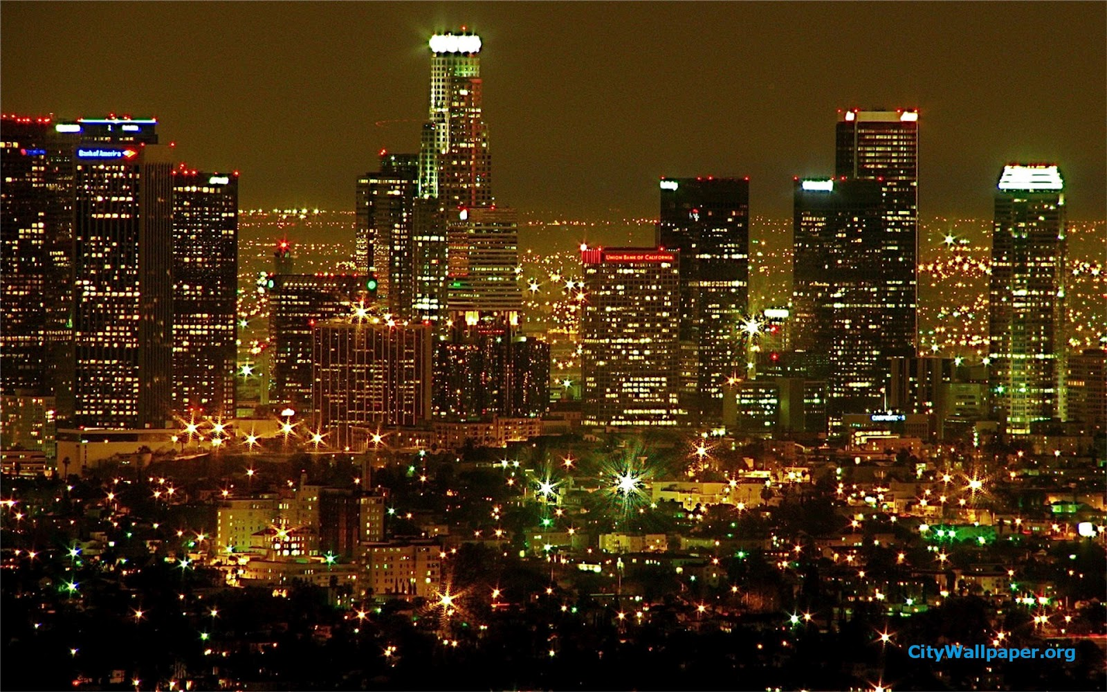 Amazing Los Angeles at Night 1600 x 1000 · 449 kB · jpeg