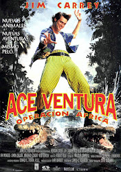 Ace Ventura 2: Un Loco en Africa / Operación África Poster