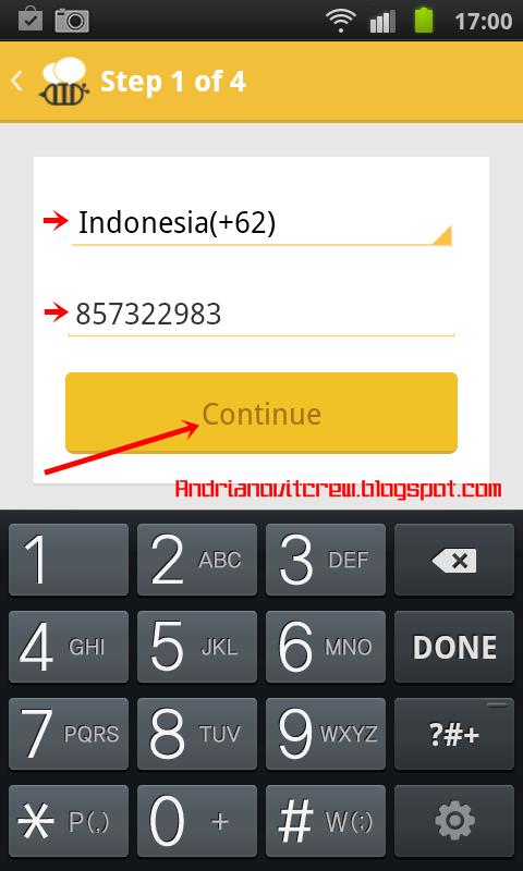Cara Daftar Beetalk Di Android c