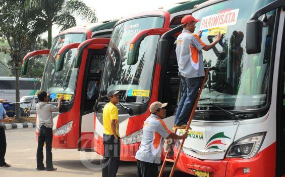 Bisnis Jasa Mudik Lebaran dan Reservasi Tiket Transportasi
