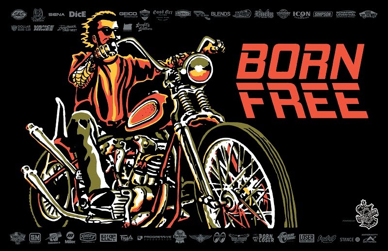 BORN FREE 2016
