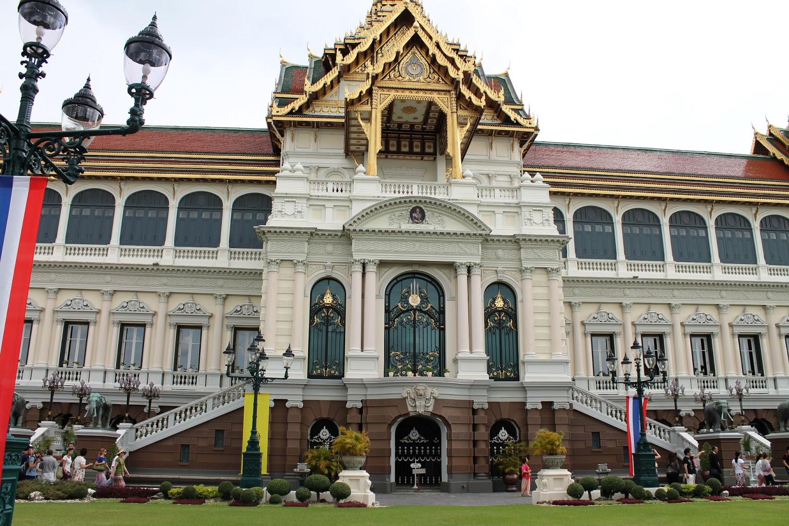 Nick and Jays Adventures: Royal Palace, Bangkok, Thailand