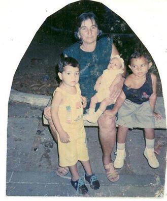 Minha  mãe  TEREZINHA  MARIA LIMA