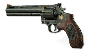 .44 Magnum - Modern Warfare 3 Weapons