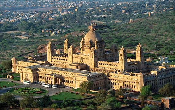 Ummed Bhawan Palace image photo