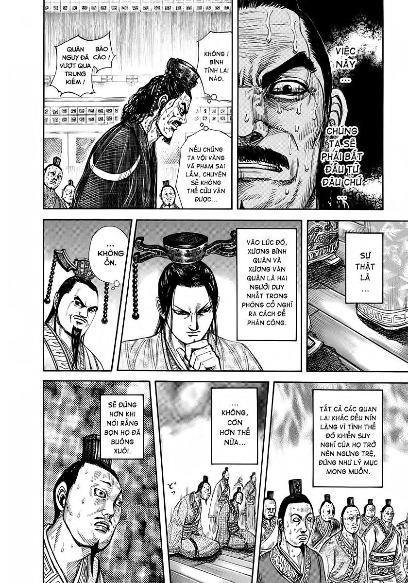 Kingdom – Vương Giả Thiên Hạ (Tổng Hợp) chap 264 page 15 - IZTruyenTranh.com