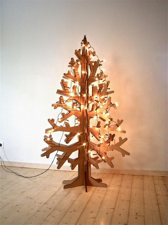thatmfeeling 10 alternative christmas tree ideas