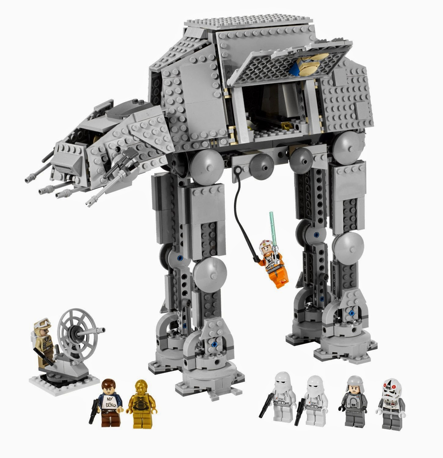 Lego Star Wars AT-AT (8129)
