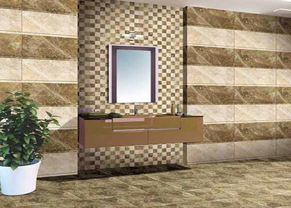 Bathroom Tiles Designs With Highlighters : Kajaria bathroom highlighter tiles joy studio design