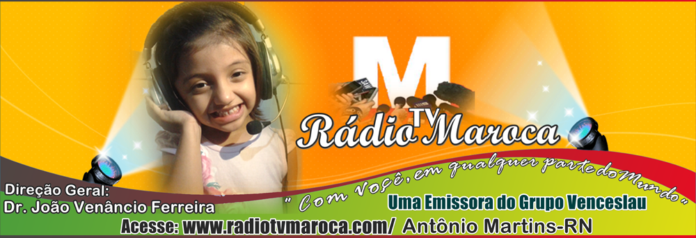 RÁDIO MAROCA ANTÔNIO MARTINS RN